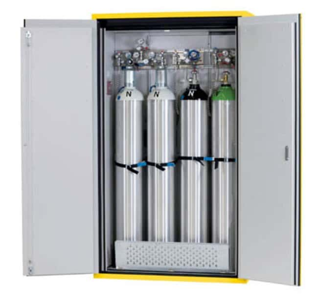 asecos™Type 90 Gas Cylinder Cabinet G-ULTIMATE-90: Safety Cabinets Fume Hoods and Safety Cabinets