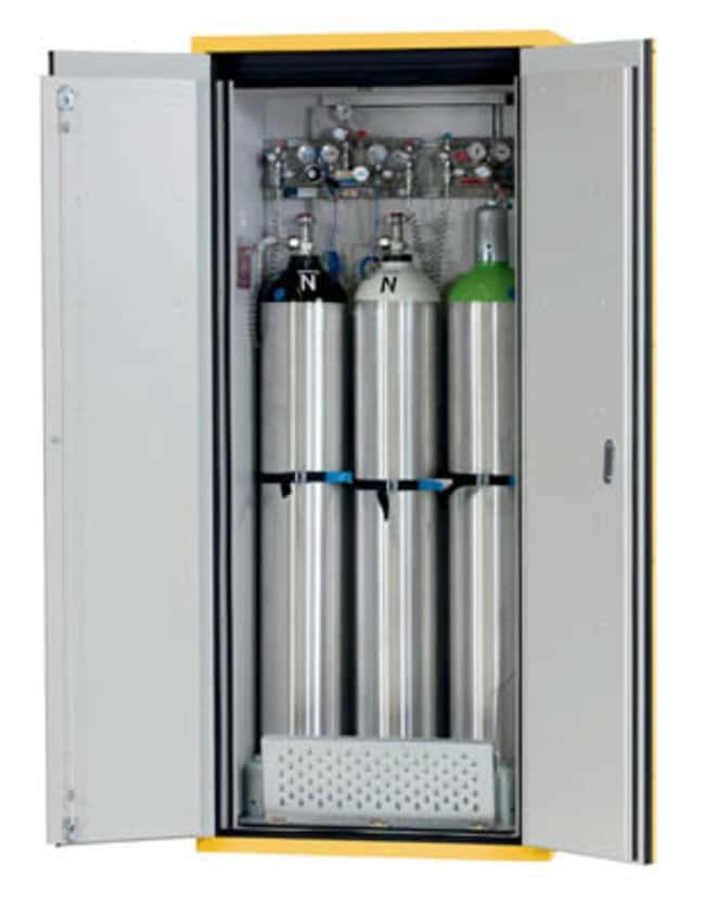 Asecos™ G-Ultimate 90 Gas Cylinder Cabinet Dimensions (D x ...