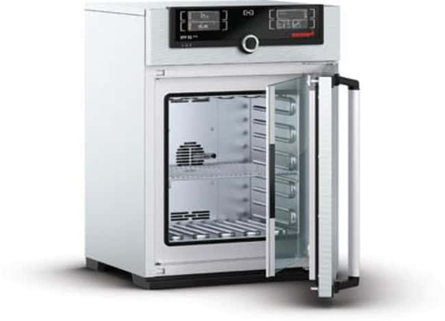 Memmert™IPP Refrigerated Incubator with Peltier Cooling and Twin Display, 53 L, Stainless Steel Capacity: 53L; 4 Shelves; 1 Grids Refrigerated Incubators