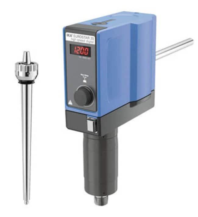IKA™EUROSTAR 20 High Speed Digital Overhead Stirrer Plug Type: EU Plug Products