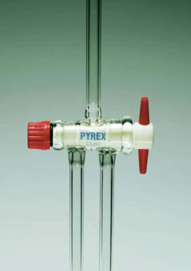 Pyrex™ Spare PTFE keys for Pyrex™ Stopcock Plug Type: Double Bore Pyrex™ Spare PTFE keys for Pyrex™ Stopcock