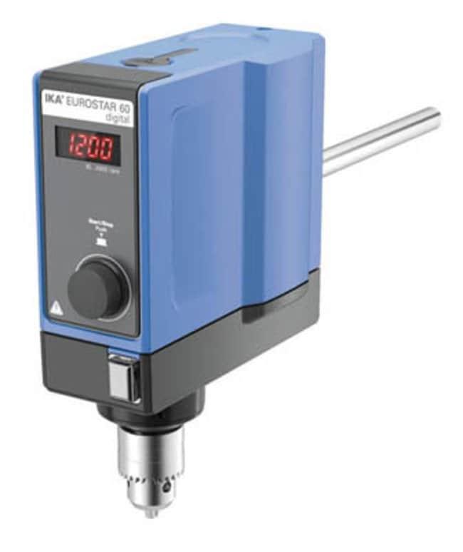 IKA™Agitateur vertical numérique EUROSTAR60 Type de prise: Prise EU voir les résultats