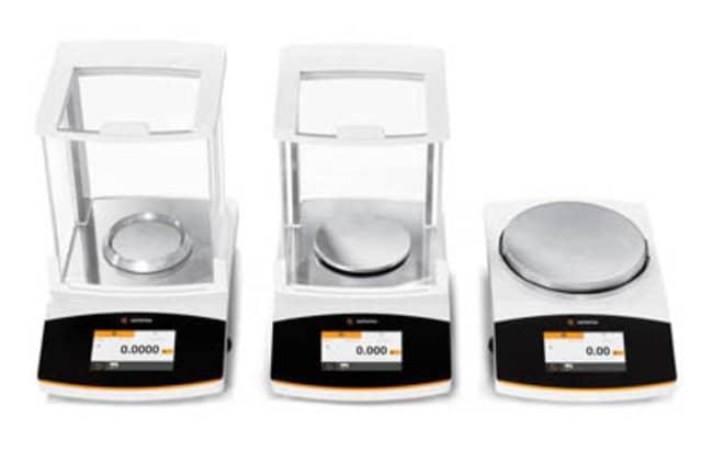 Sartorius™Secura™ Analytical Weighing Balances Weighing Range: 120g; Readability; 0.1mg; Repeatability: 0.1mg; Linearity: 0.2mg Sartorius™Secura™ Analytical Weighing Balances