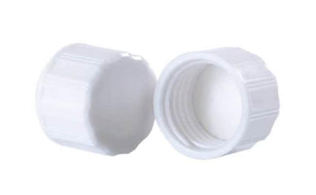Fisherbrand™White Urea Screw Caps: Centrifuge Tubes and Bottles Centrifuges and Microcentrifuges