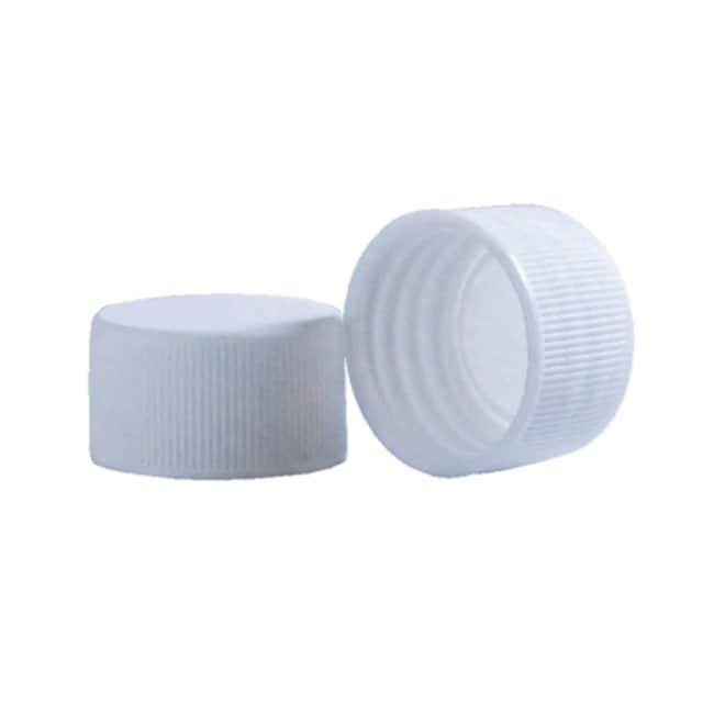 Azpack™Weiße, nicht-sterile Polypropylen-Kappen Gewindegröße: 28mm; 2850/Pckg. Azpack™Weiße, nicht-sterile Polypropylen-Kappen