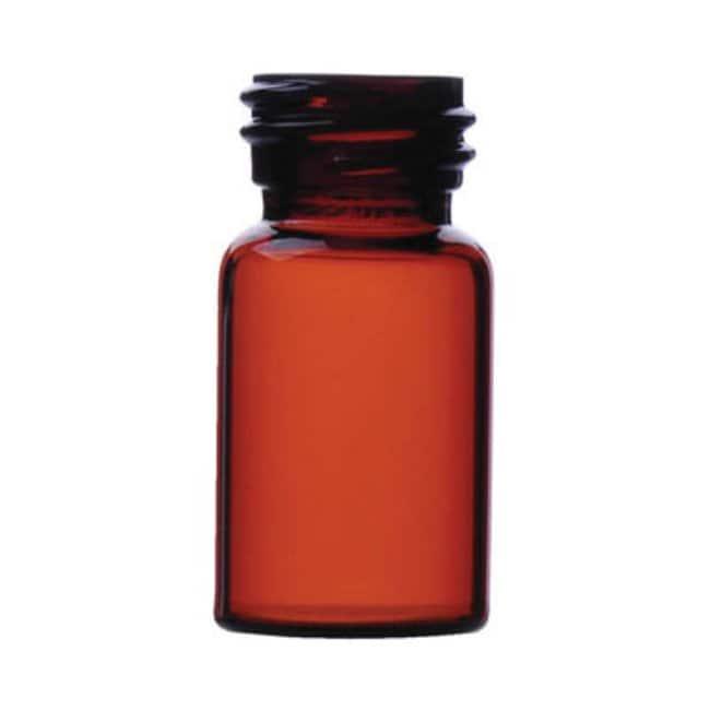 Fisherbrand™Type 1 Diagnostic Amber Glass Vials: Sample Vials Vials