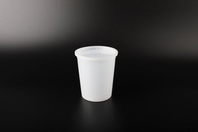 Fisherbrand™Multipurpose Specimen Storage Containers Translucent; 16 oz. Fisherbrand™Multipurpose Specimen Storage Containers