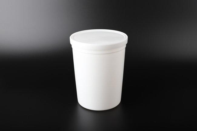 Fisherbrand™Mehrzweck-Aufbewahrungsbehälter für Proben Weiß; 86oz. Fisherbrand™Mehrzweck-Aufbewahrungsbehälter für Proben