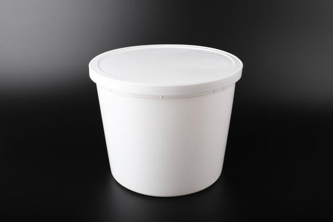 Fisherbrand™Mehrzweck-Aufbewahrungsbehälter für Proben Weiß; 172oz. Fisherbrand™Mehrzweck-Aufbewahrungsbehälter für Proben