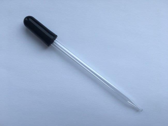 FisherbrandGlass Dropper Straight; 2.5mL:Pipettes