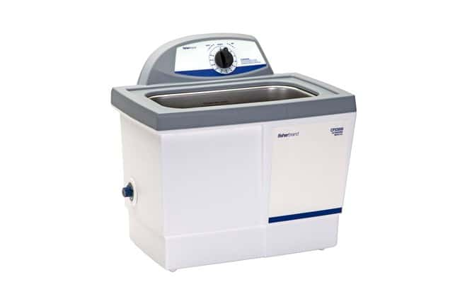 Fisherbrand M Series Mechanical Ultrasonic Cleaning Bath M Series; w/o