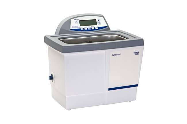 Fisherbrand CPXH Series Heated Ultrasonic Cleaning Bath Digital w/heat