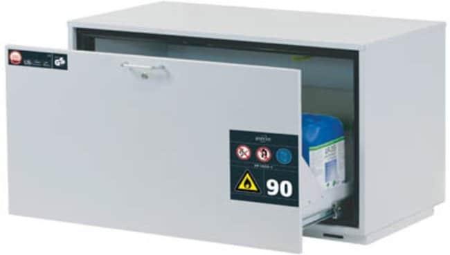 asecos™Typ 90 Sicherheitsunterbauschrank UB-S-90: Sicherheitsschränke Abzugshauben und Sicherheitsschränke