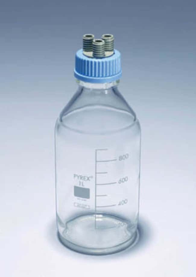 GL45 Screw cap for Pyrex GL 45 media-lab bottle: Tubing Connectors, Fittings, and Accessories Tubing