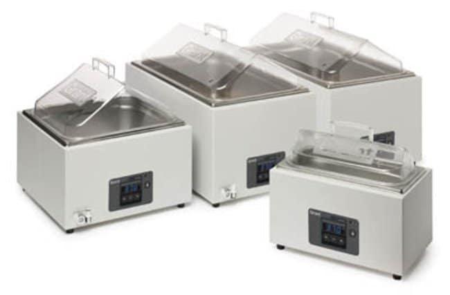 Grant Instruments™JB Nova Digital Water Bath with Lid: Baths Incubators, Hot Plates, Baths and Heating