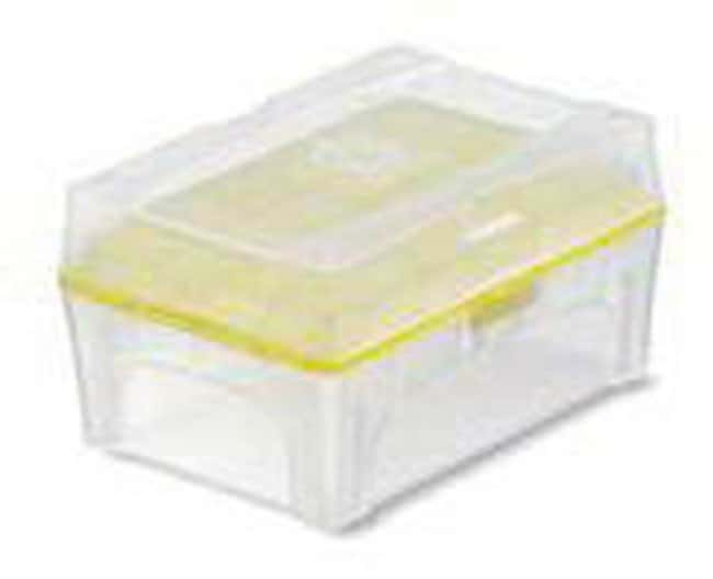 Brand™ Polypropylene Stackable Tip Box Holds: 200μl Tips products