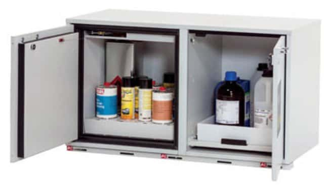 asecos™Type 90 Combi Safety Storage Cabinets K-UB-90: Safety Cabinets Fume Hoods and Safety Cabinets