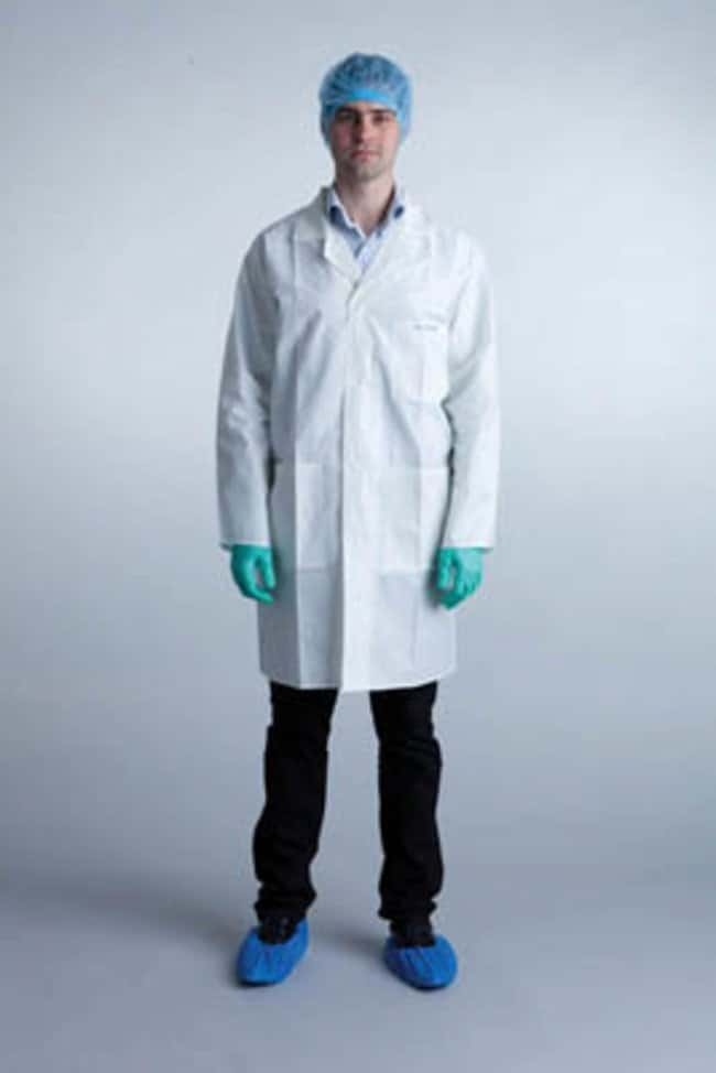 Nitritex™ Sterile BioClean-D™ Disposable Laboratory Coat Size: Medium Nitritex™ Sterile BioClean-D™ Disposable Laboratory Coat