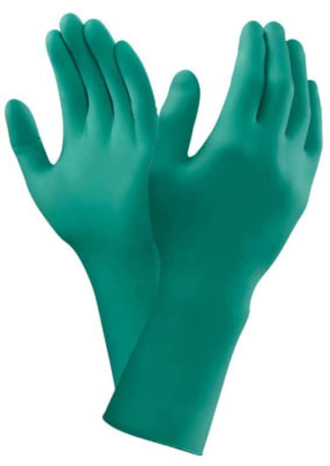 Ansell Edmont™Guantes de nitrilo verde TouchNTuff™ Serie 93-300 Size: 7; Quantity: 240 Pairs Ansell Edmont™Guantes de nitrilo verde TouchNTuff™ Serie 93-300