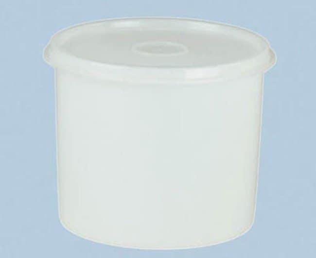 Huenersdorff™HDPE-Universalbehälter Capacity: 1000mL; Height: 110mm Huenersdorff™HDPE-Universalbehälter