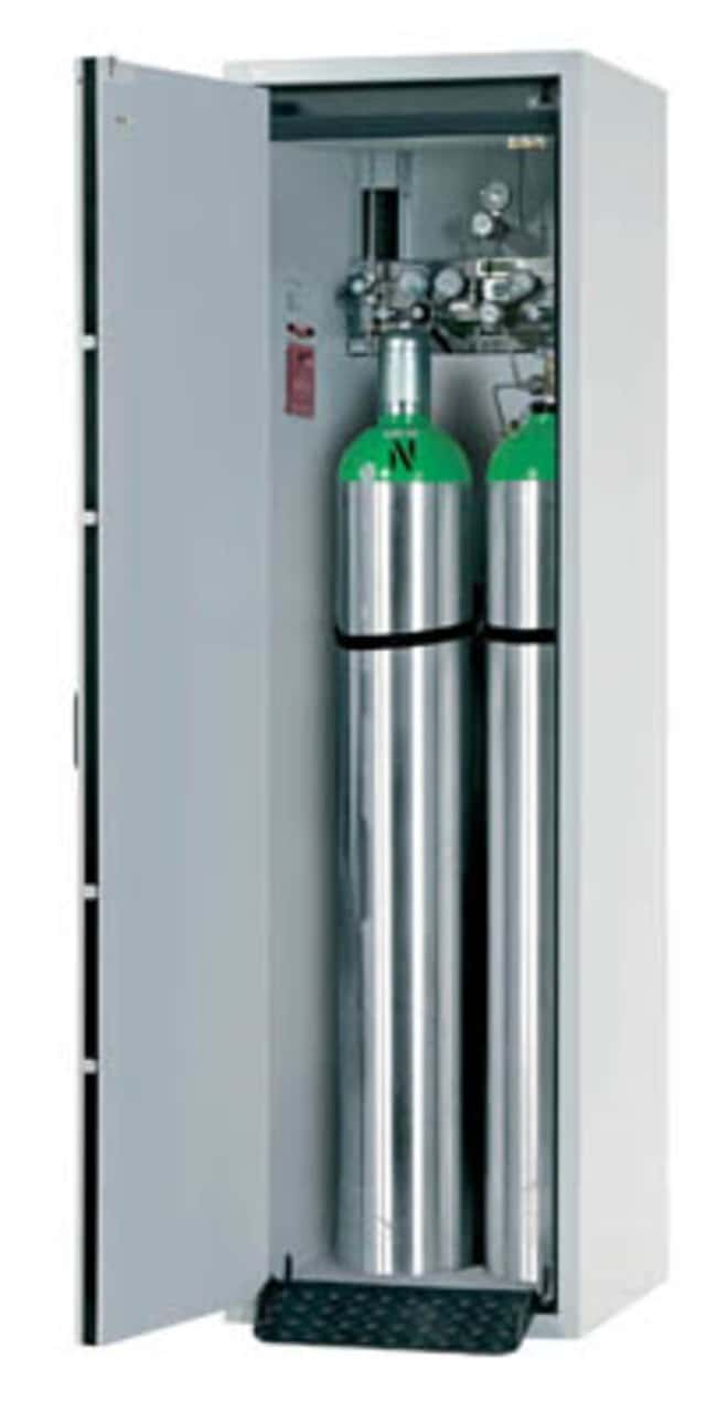 asecos™Type 30 Gas Cylinder Cabinet G-CLASSIC-30 Capacity: 2 x 50 litre gas cylinders, Door Style: Winged, Left-hinged prodotti trovati