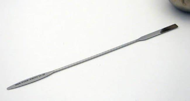 Nickel Electro™Stainless Steel Double Spatulas Length: 210mm Spatulas