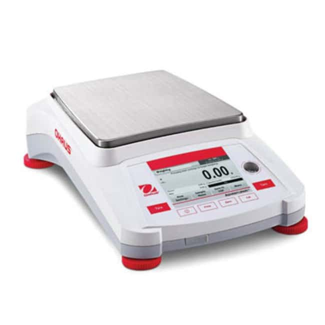 Ohaus™ Adventurer Precision Balances Model: AX5202M; Capacity: 5200g Ohaus™ Adventurer Precision Balances
