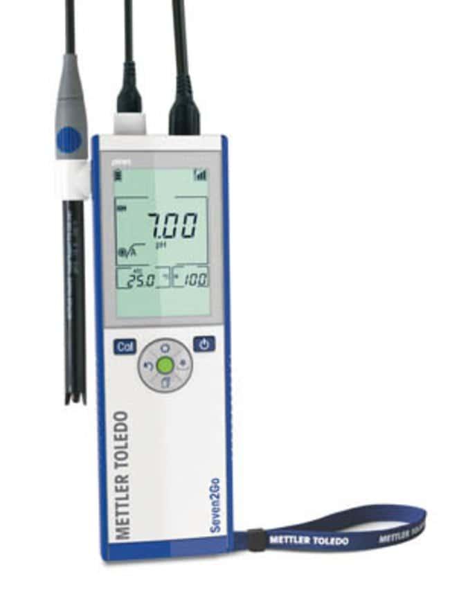 Mettler Toledo™Seven2Go™ pH/mV Meter: S2