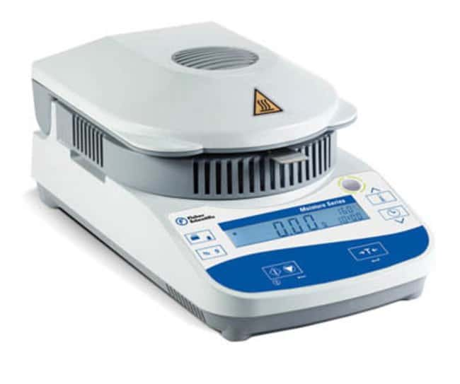 Fisherbrand™ Moisture Analyzer Metric Capacity: 60g Moisture Balances