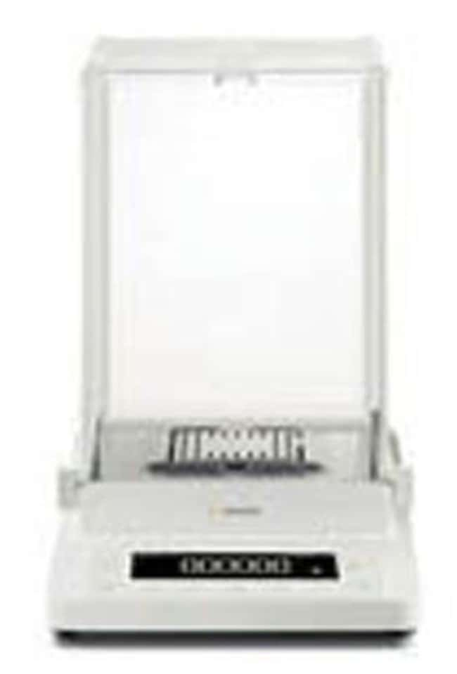 Sartorius™Cubis™ MSE Semi-Micro Balances: Draft Shield with Automatic Doors Weighing Range: 60, 120g; Automatic motorized draft shield Sartorius™Cubis™ MSE Semi-Micro Balances: Draft Shield with Automatic Doors