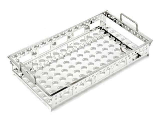 Grant Instruments™Test Tube Tray for Grant Shaking Water Baths Holds: Up to 5 SR Racks Grant Instruments™Test Tube Tray for Grant Shaking Water Baths