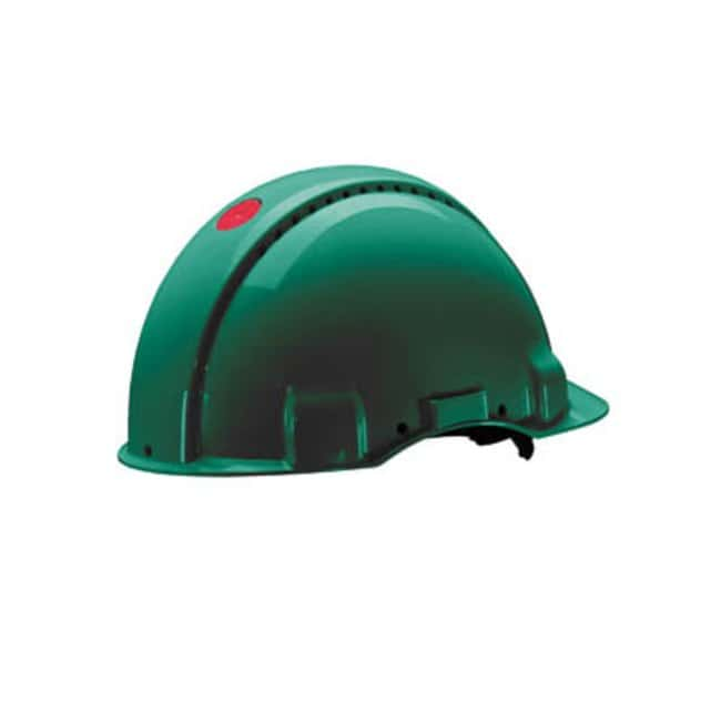 3M™ Uvicator™ G3000 Safety Helmet Color: Green 3M™ Uvicator™ G3000 Safety Helmet