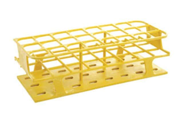 Fisherbrand™ Delrin™ Full-Size Test Tube Racks, 24 x 30mm