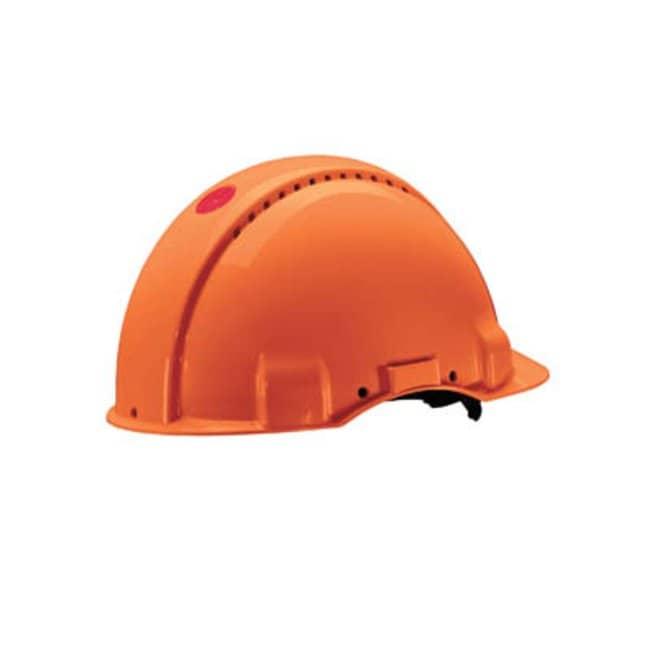 3M™Uvicator™ G3000 Safety Helmet Color: Orange 3M™Uvicator™ G3000 Safety Helmet