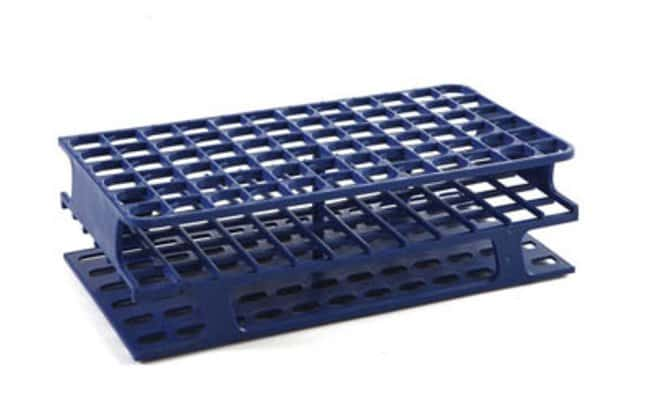 Fisherbrand™ Polypropylene Full-Size Test Tube Racks, 72 x 13mm: Racks Racks, Boxes, Labeling and Tape