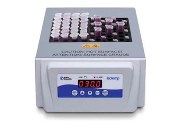 Fisherbrand™Isotemp™ Digital Dry Baths/Block Heaters Dual block; 200-240V Fisherbrand™Isotemp™ Digital Dry Baths/Block Heaters