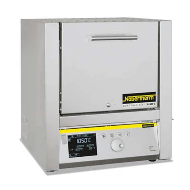 Nabertherm™ Muffle Furnace Capacity: 40L; Max Temperature: Up to 1200°C Nabertherm™ Muffle Furnace