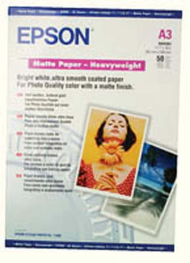 Epson™ Epson A3 matte paper, heavy weight, pack of 50