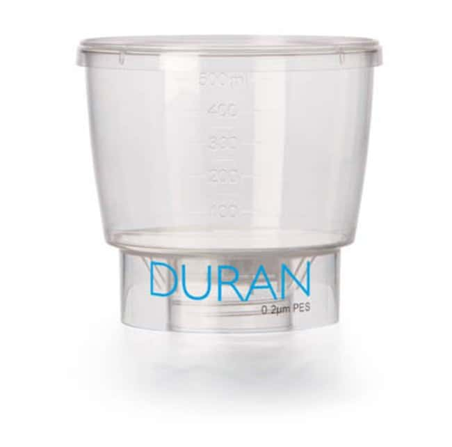 Duran™ Bottletop Vacuum Filtration Units  Products
