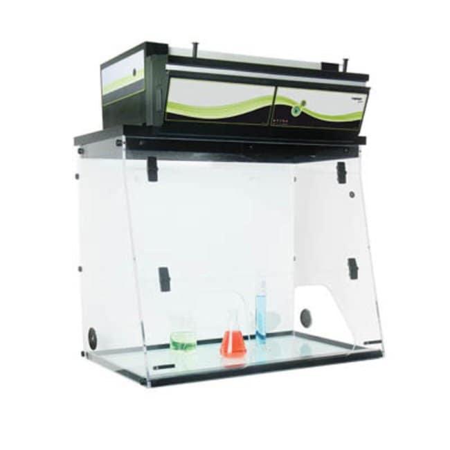 Erlab™Campana extractora con filtro y sin conductos Captair Smart: Laboratory Hoods and Enclosures Campanas extractoras y armarios de seguridad
