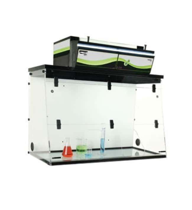 Erlab™ Captair™ Smart 481 Ductless Fume Hood D x W x H: 61.91 x 126.03 x 110cm, w/one filter Erlab™ Captair™ Smart 481 Ductless Fume Hood