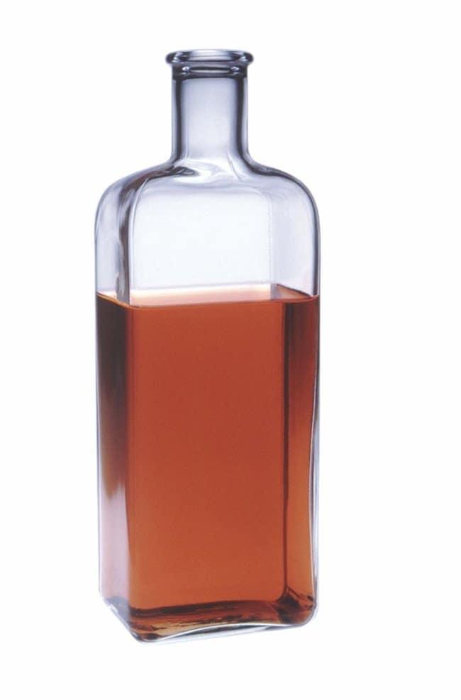 Kimble  KIMAX  Rectangular Povitsky Bottles