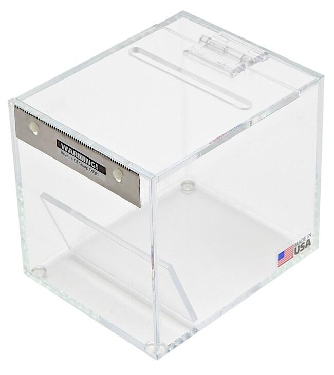 Fisherbrand™Clear Acrylic Parafilm M™ Dispenser/Cutter
