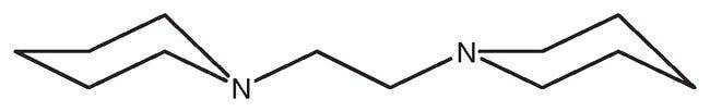 1,2-Dipiperidinoethane, 98%, ACROS Organics