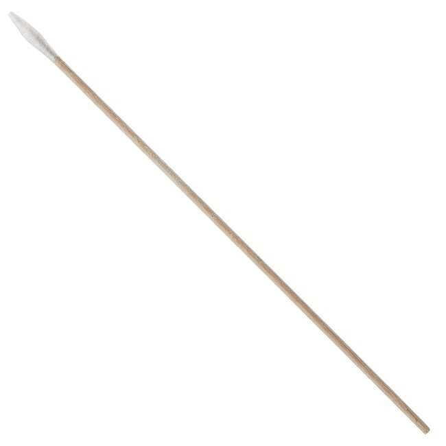 Fisherbrand Wood Handled Cotton Swabs and Applicators Length: 6 in.; Non-sterile;