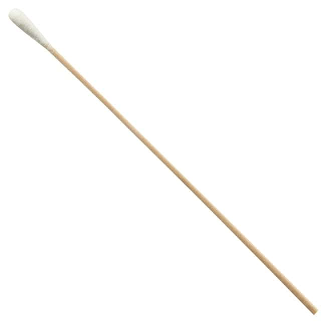 Fisherbrand Wood Handled Cotton Swabs and Applicators Length: 6 in.; Sterile;