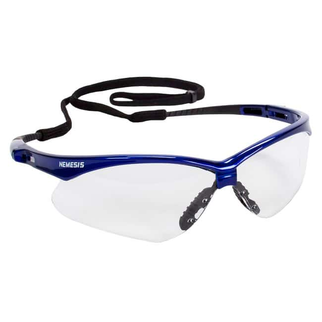Kimberly-Clark Professional KleenGuard Nemesis Safety Glasses  Lens Color: