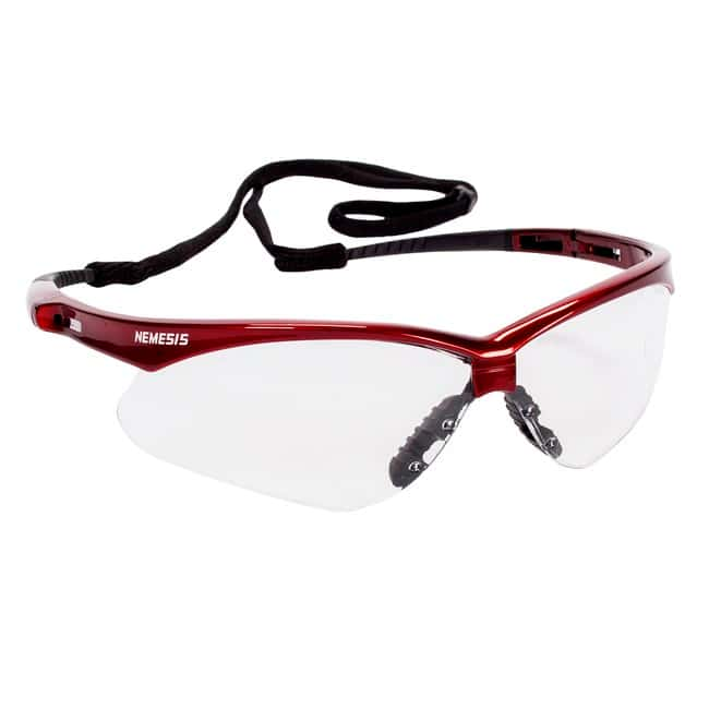 Kimberly-Clark Professional Jackson Safety Nemesis Safety Glasses  Lens