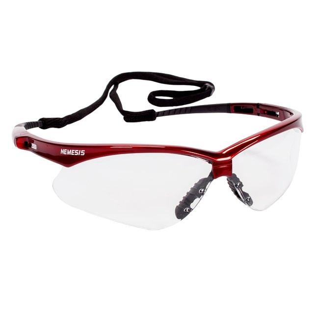 Kimberly-Clark Professional KleenGuard Nemesis Safety Glasses  Lens Color: