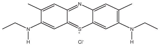 New Methylene Blue N, zinc chloride double salt, pure, ACROS Organics